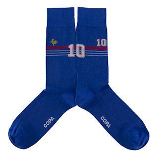 Francia 1998 Calcetines Casual | 1 | COPA