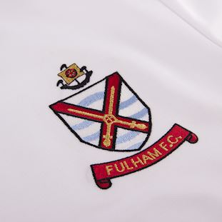 Fulham FC 1977 - 81 Retro Football Shirt | 3 | COPA