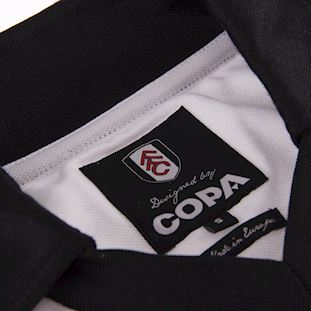 Fulham FC 1977 - 81 Retro Football Shirt | 5 | COPA