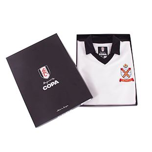 Fulham FC 1977 - 81 Retro Football Shirt | 6 | COPA