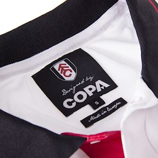 Fulham FC 1992 - 93 Retro Football Shirt | 5 | COPA