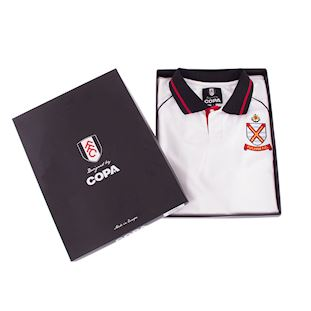 Fulham FC 1992 - 93 Retro Football Shirt | 6 | COPA