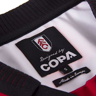 Fulham FC 1996 - 97 Away Retro Football Shirt | 5 | COPA