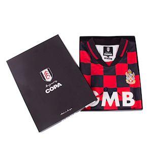 Fulham FC 1996 - 97 Away Retro Football Shirt | 6 | COPA