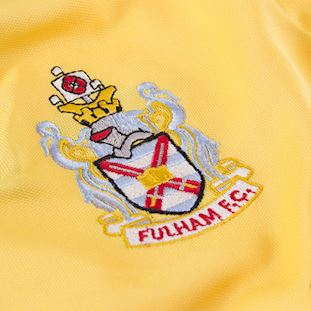 Fulham FC 1998 - 99 Away Retro Football Shirt | 3 | COPA