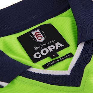 Fulham FC 1999 - 2000 Away Retro Football Shirt | 5 | COPA