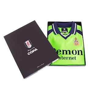 Fulham FC 1999 - 2000 Away Retro Football Shirt | 6 | COPA