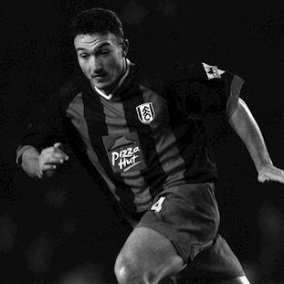 Fulham FC 2001 - 02 Away Retro Football Shirt | 2 | COPA