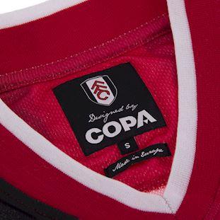 Fulham FC 2001 - 02 Away Retro Football Shirt | 6 | COPA