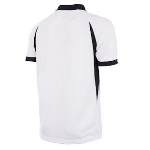 Fulham FC 2001 - 02 Retro Football Shirt   4   COPA