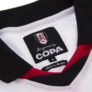 Fulham FC 2001 - 02 Retro Football Shirt   5   COPA