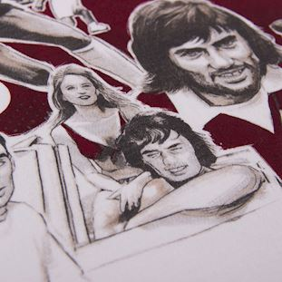 George Best Collage T-Shirt | 3 | COPA