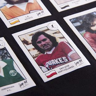 George Best Football Cards T-Shirt | 3 | COPA