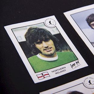 George Best Football Cards T-Shirt | 4 | COPA