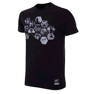 George Best Hexagon T-Shirt | 1 | COPA