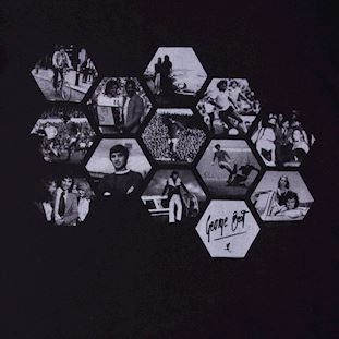 George Best Hexagon T-Shirt | 2 | COPA