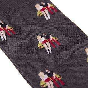 George Best Lotus Casual Socks | 3 | COPA