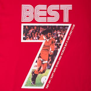 George Best Miss World T-Shirt | 2 | COPA
