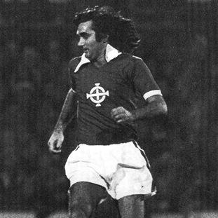 George Best Irlande du Nord 1977 Maillot de Foot Rétro | 2 | COPA