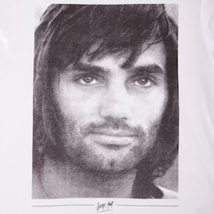 George Best Portrait T-Shirt | 2 | COPA