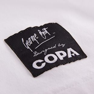 George Best Portrait T-Shirt | 4 | COPA