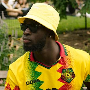 Ghana Football Shirt | 7 | COPA