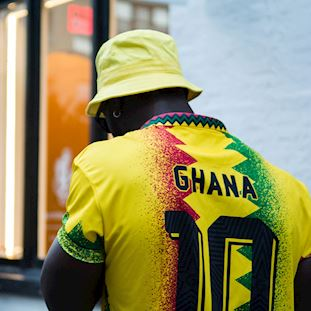 Ghana Football Shirt | 8 | COPA