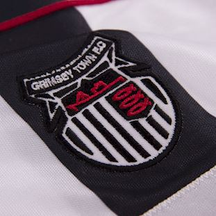 Grimsby Town FC 1984 - 85 Retro Football Shirt | 3 | COPA