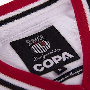 Grimsby Town FC 1984 - 85 Retro Football Shirt | 6 | COPA