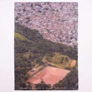 Ground From Above T-Shirt | 2 | COPA