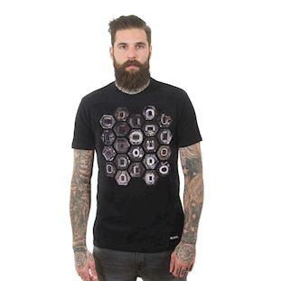 6749 | Hexagon Stadium T-Shirt | Black | 1 | COPA