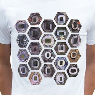 6750 | Hexagon Stadium T-Shirt | 2 | COPA