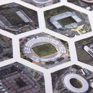 Hexagon Stadium T-Shirt | 4 | COPA