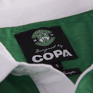 Hibernian FC 1951 - 52 Retro Football Shirt | 4 | COPA