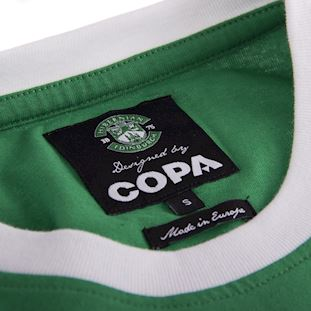 Hibernian FC 1972 Cup Final Retro Football Shirt | 5 | COPA