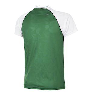Hibernian FC 1991 - 92 Retro Football Shirt | 4 | COPA