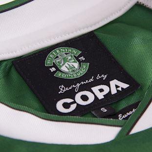Hibernian FC 1991 - 92 Retro Football Shirt | 5 | COPA
