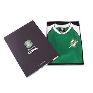 Hibernian FC 1991 - 92 Retro Football Shirt | 6 | COPA