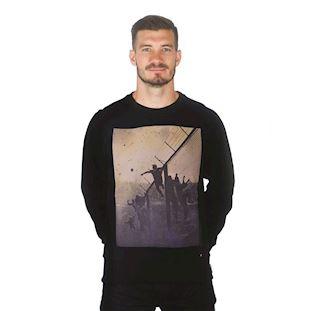 6458 | Hinchas Sweater | Black | 1 | COPA