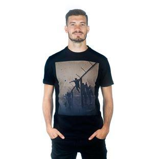 hinchas-t-shirt-black- | 1 | COPA