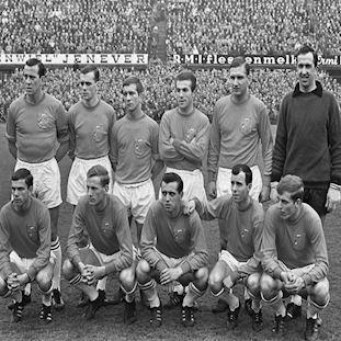 Holland 1966 Retro Football Shirt | 2 | COPA