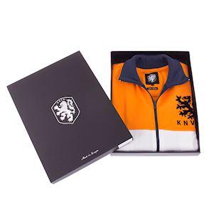 holland-1983-retro-football-jacket-orangeblue | 5 | COPA