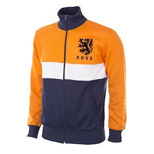 holland-1983-retro-football-jacket-orangeblue | 1 | COPA