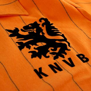 Holland 1983 Retro Football Shirt | 4 | COPA