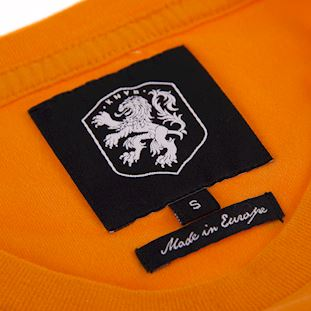 holland-captain-kids-t-shirt-orange | 5 | COPA