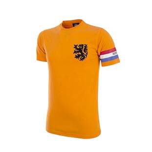 holland-captain-kids-t-shirt-orange | 1 | COPA
