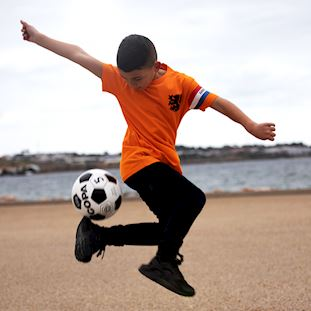 Holland Captain Kids T-Shirt | 6 | COPA