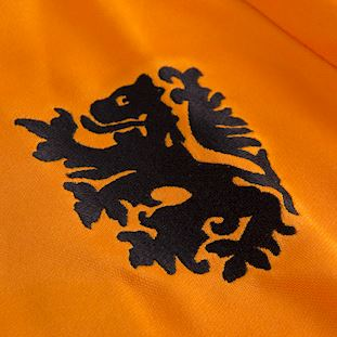 Holland World Cup 1978 Retro Football Jacket | 4 | COPA