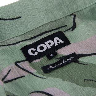 Hopper Camp Collar Shirt | 6 | COPA