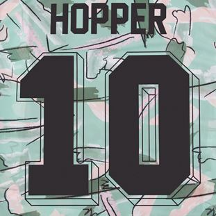 Hopper Voetbal Shirt | 7 | COPA
